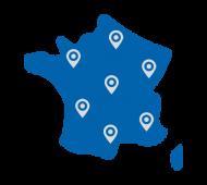 L'équipe commerciale France