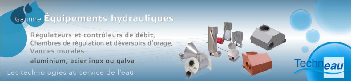 Equipement hydraulique